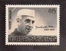 Nehru Mourning Issue