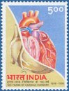 100 Years of Cardiac Surgery (click for stamp information)