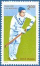 Cricketers of India (click for stamp information)