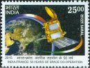 India France - 50 Years of Space Co-operation