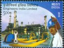 Engineers India Limited (click for stamp information)