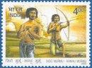 Sido Murmu and Kanhu Murmu