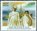 100 Years of Mahatma Gandhi's Return