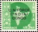 Indian U.N. Forces in Congo